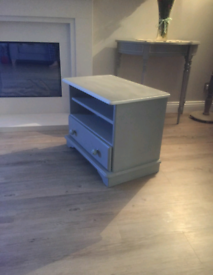 Grey Tv stand/table
