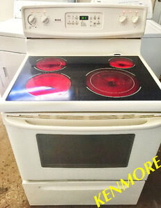 KENMORE Glass Top Stove (Delivery & Warranty INCLUDED!)