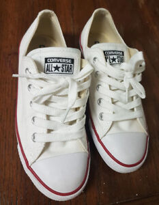 Converse Chuck Taylor All Star White Women's Size 5.0