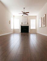 INSTALLATION LAMINATE AND VANYL - QUALITY AND COST