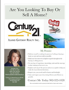 Are you looking to buy or sell a home?
