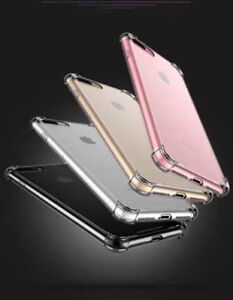 Clear Impact Cellphone Case  for Iphone & Samsung Models
