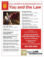 Dealing with CRA: It's the Law