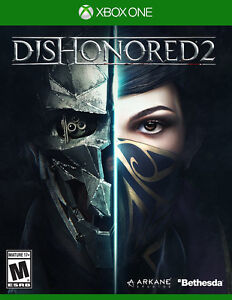 Dishonored 2 Limited Edition - XB1 - New Sealed - Delivered London Ontario image 1