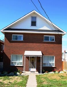 Main floor 2 bdrm unit in duplex on Burton Ave avail immediately