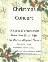 Christmas Concert - Our Lady of Grace School