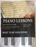 Strathcona - Piano lessons for enthusiastic students!