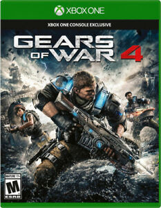 GEARS OF WAR 4 & ULTIMATE EDITION XBOX ONE