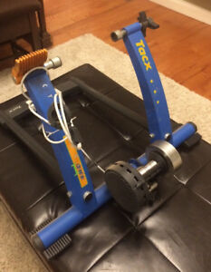 TACX Mag Trainer with Adjustable Resistance in Good Condition
