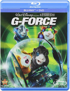 Disney G-FORCE Blu Ray