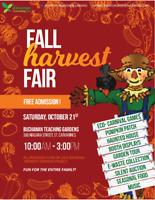 Fall Harvest Fair