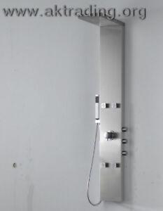 Shower PanelsStylish, yet functional shower panels will revital
