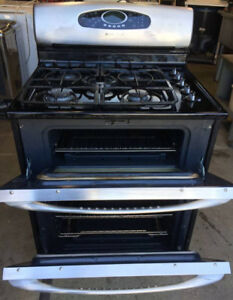 Maytag Gas Double Oven, 12 month warranty