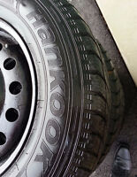 Snow Tires For Sale - Priced to Sell - NEW LISTING!!!