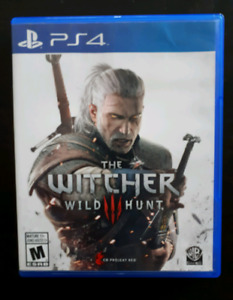witcher 3 Playstation 4
