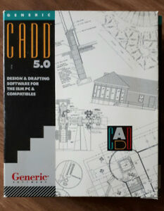 Legacy Software Generic CADD 5.0