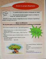 Dayhome workshop course (in Spanish)