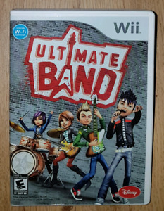 Ultimate Band for Wii
