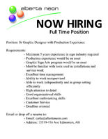 Sr Graphic Designer with Production Experience