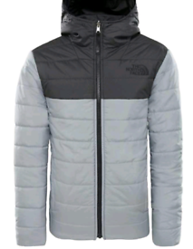 THE NORTH FACE BOYS LRG REPLECTIVE AND REVERSABLE JACKET RRP £90
