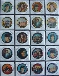 WANTED KELLOGGS MONKEES COINS