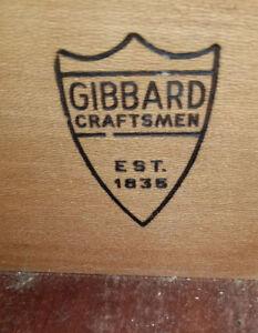 Gibbard Buffet and Hutch