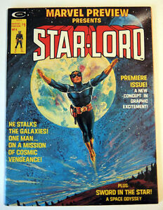 Star Lords Collection (predecessor of Guardians of the Galaxy)