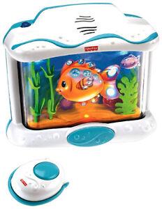 Fisher Price Ocean Wonders Aquarium