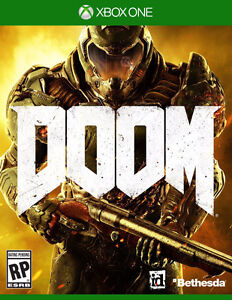 Doom for Xbox 1 - Brand new in wrapper