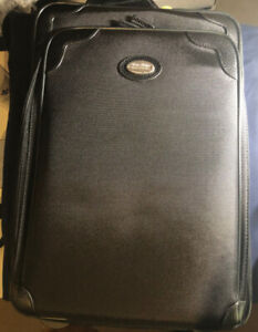 Brand New Brooks Brothers Carry On Luggage