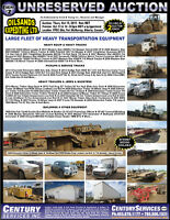 Unreserved Auction - Oilsands Expediting Ltd.