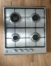 Cooker with oven integrated Beko