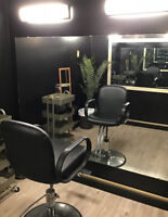 Wanted! Barber to fill chair at busy downtown tattoo studio