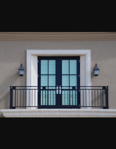 Wrought Iron Gates, Railings, Fences - custom