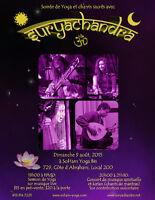 Concert spirituel & Kirtan avec SuryaChandra à Québec