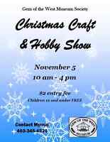 Calling all crafters, artists, and hobby enthusiasts!