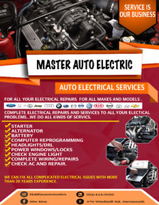 Master Auto Electric, Great Experience