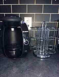 BOSCH TASSIMO WITH COFFEE CAROUSEL