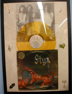 ZON - Astral Projector - Coloured Vinyl Record 1978 - FRAMED London Ontario image 8