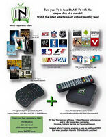 QUADCORE ANDROID TV STREAMING BOX BROUGHT TO YOU BY INL3D!!