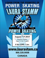 Laura Stamm - Powerskating - NIC Aug 7-9