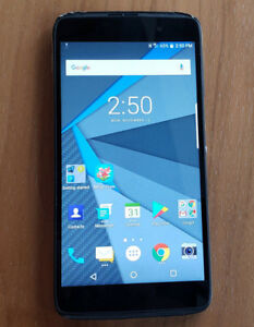 Blackberry Dtek50 -Android Unlocked/charger included