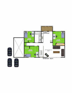 3-bedroom apartment across from Georgian College - May