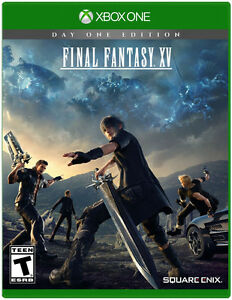 Final Fantasy XV (Xbox One) BNIB