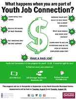 Youth Job Connection - Screening in Kemptville!