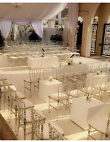 Edmonton Most Prestige Event Decorator & Rentals
