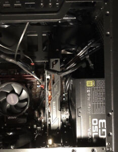 FS newly built workstation / gaming PC