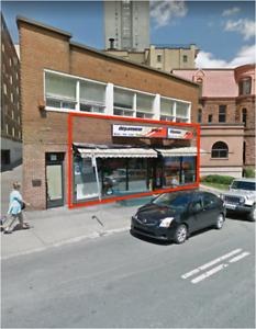 Dépanneur à vendre au centre-ville Guy-Concordia
