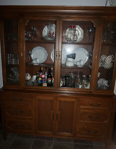 """New Price"" China Cabinet"