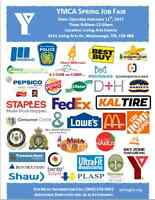 Massive Spring Job Fair with over 40 companies attending!